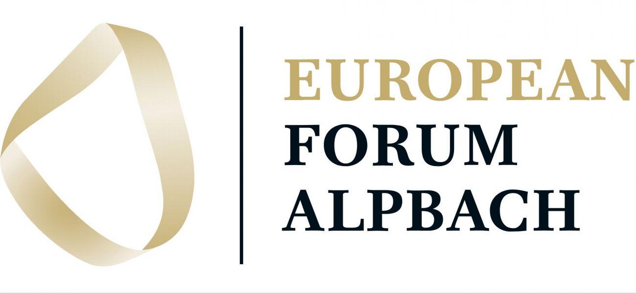 FUEN President Loránt Vincze addresses the European Forum Alpbach